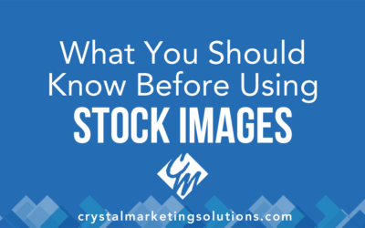 What You Should Know Before Using Stock Images