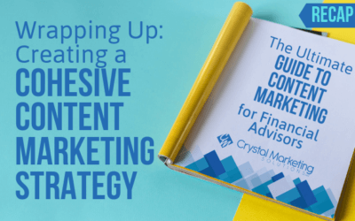Creating a Cohesive Content Marketing Strategy