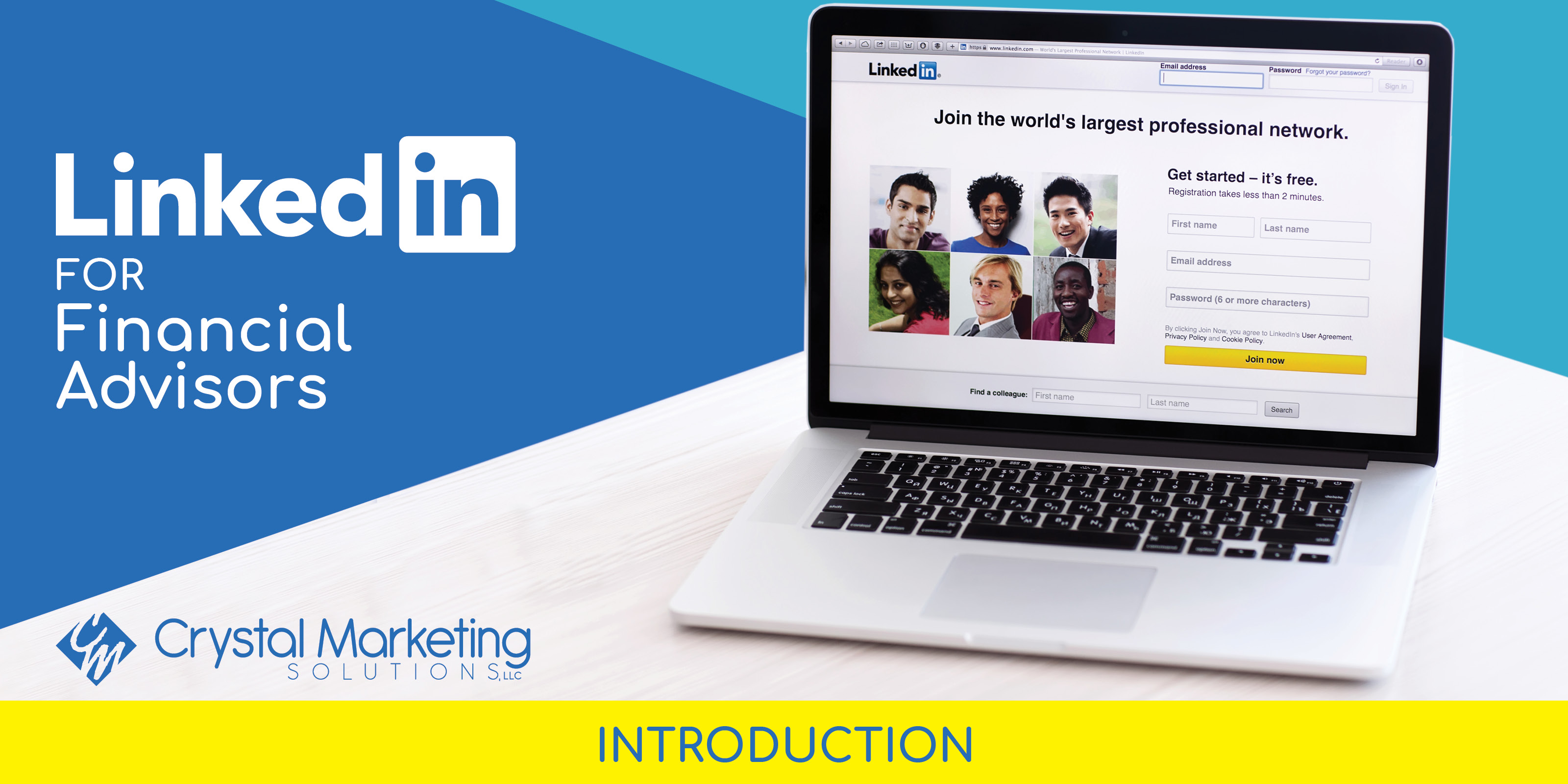 An Introduction to LinkedIn for Financial Advisors