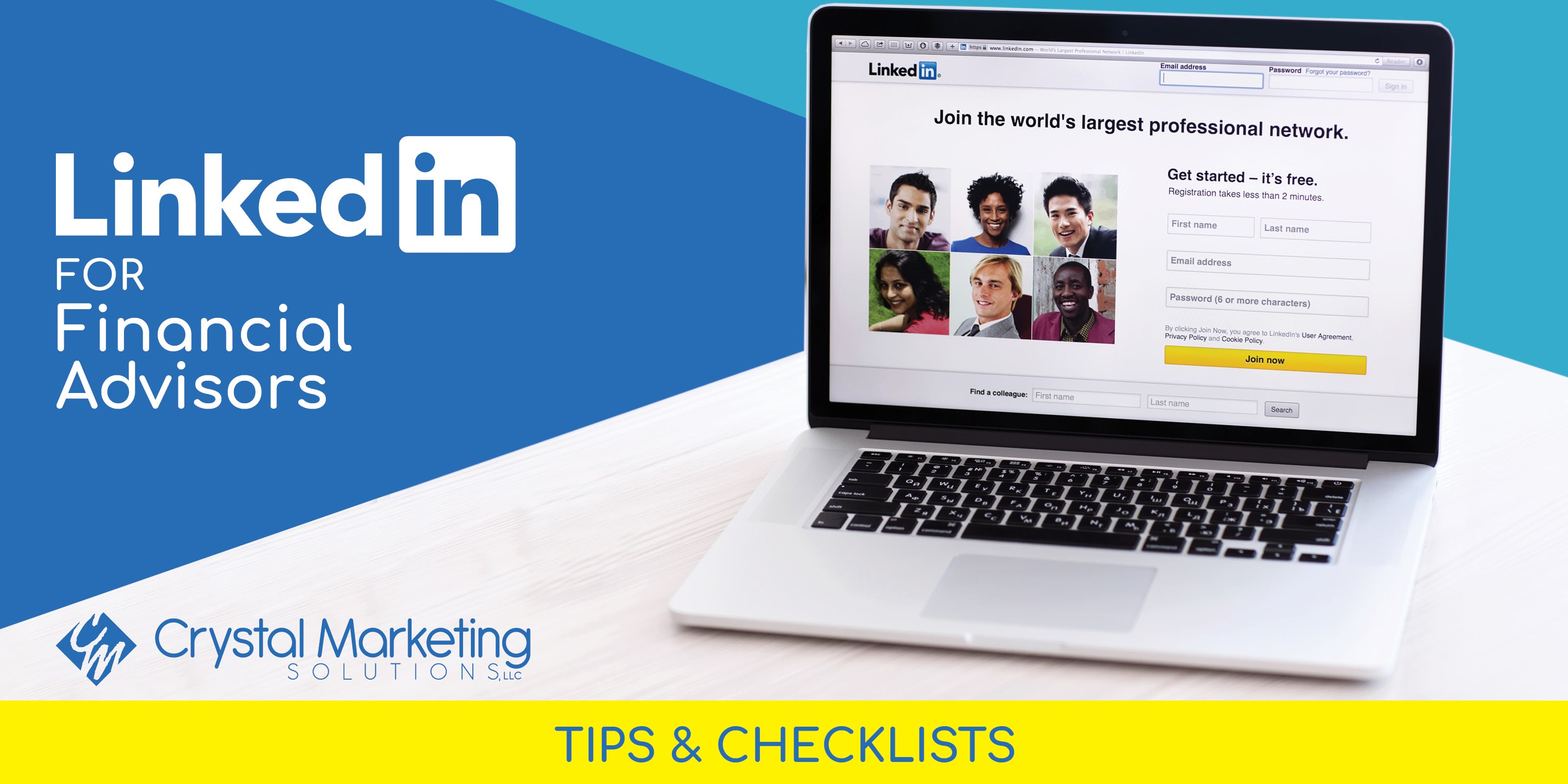 LinkedIn Tips and Checklists